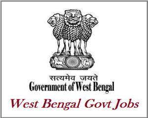 West Benga Govt Jobs Notification 2019 WB Latest Vacancy