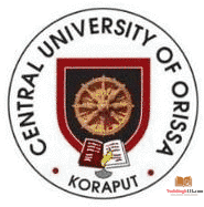 Central University of Odisha Logo