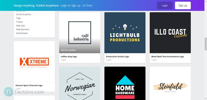 8 Best Free Online Logo Maker Tools to Create Stunning Logo for your ...