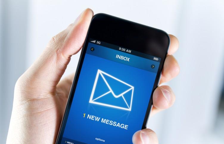 Resultado de imagem para mobile email