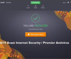 2019 Avast Internet Security / Premier Antivirus v19.3.2369 License File