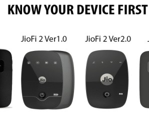How to unlock JioFi for using other SIM cards 3G/4G Internet
