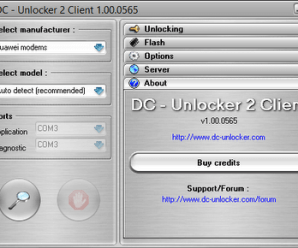 How To Unlock Any Modem Using DC Unlocker Free