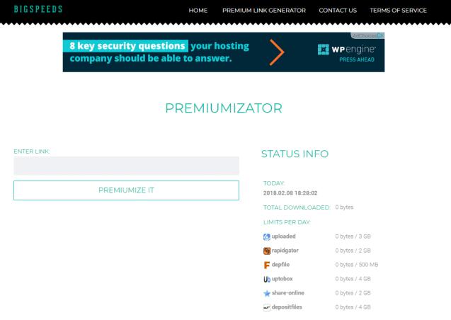 Best Free Premium Link Generator Working in 2019 - Techslips