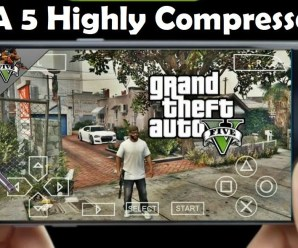 How to Download gta 5 ppsspp iso file for Android – Latest Version