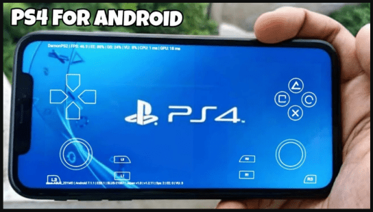 how to run a PS4 game on your Android