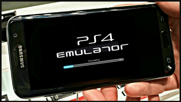 set to run Ps4 emulator on Android