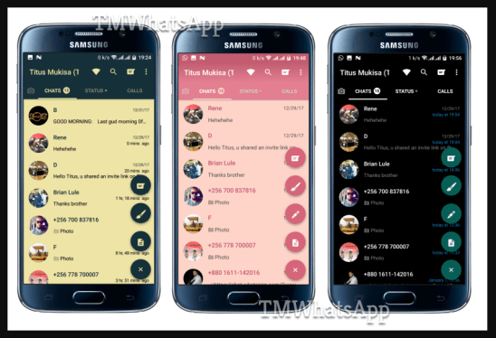 Download TMWhatsApp v7.72 (With Inbuilt VPN) Latest update Version 2020
