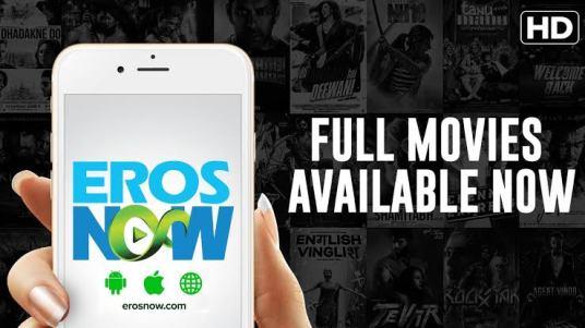 Eros premium suscribtion account password