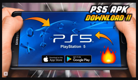 Download PlayStation 5 Emulator for PC And Android