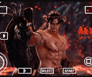 TEKKEN 8 PPSSPP FOR ANDROID/PC DOWNLOAD – LATEST