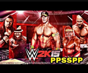 WWE 2k15 ppsspp iso Download For Android PC Highly Compressed