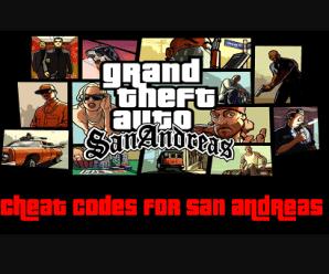 Gta San Andreas Cheats APK | GTA SA Cheater APK Download
