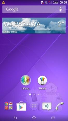 Sony Xperia E45