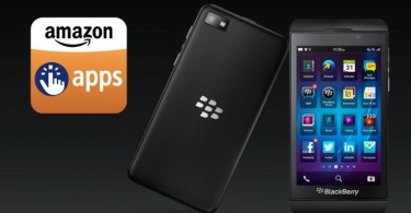 blackberry OS 10.3.1 update