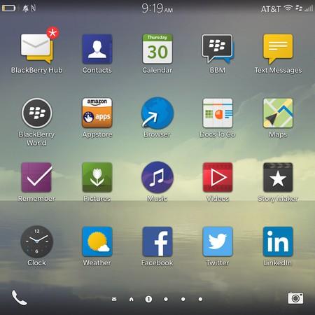 blackberry 10.3 OS leaked