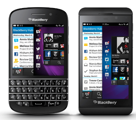 hard reset blackberry Q10 and Z10