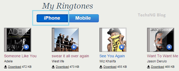 audiko music ringtones for iPhone and iPad