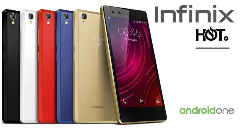 infinix hot 2 x510 songs as ringtone set up