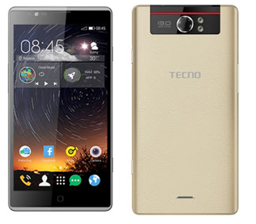 Tecno Camon C8 specs and price