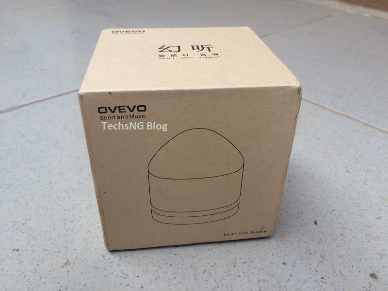 Ovevo Z1 blutooth speaker pack