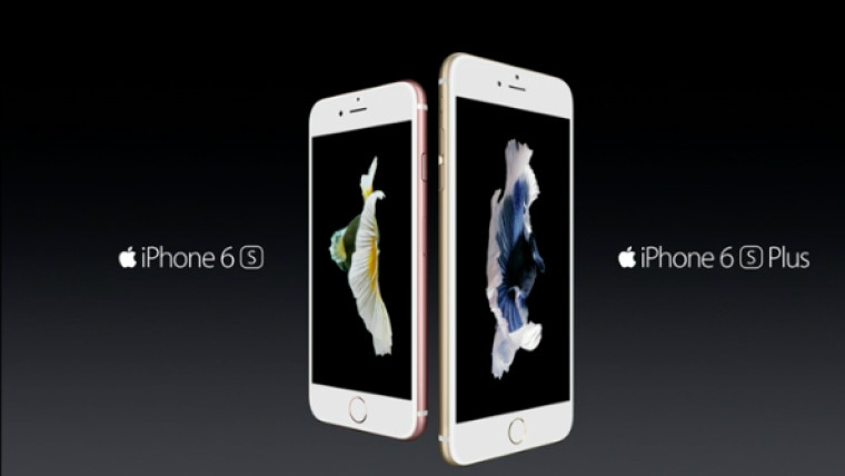iphone 6s and iPhone 6s Plus officially launched
