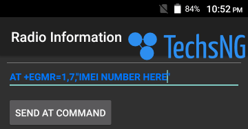 changed imei on android phone
