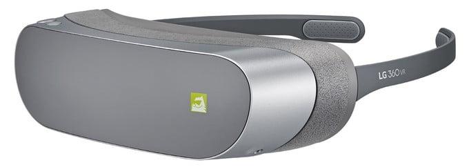 LG G5 headset