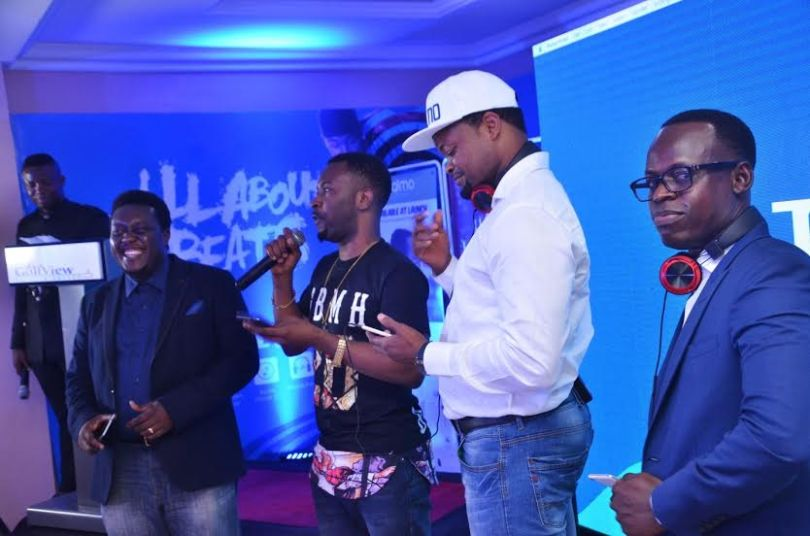 tecno boom j8 launching