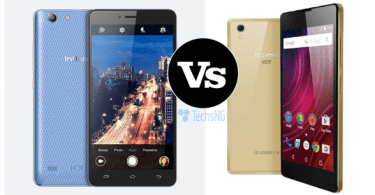 Infinix hot 3 vs infinix hot 2 specs