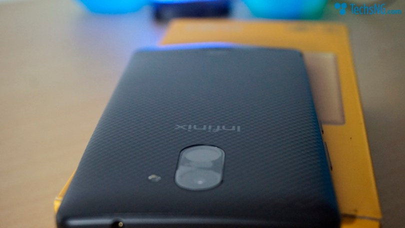 infinix hot 4 back view 2