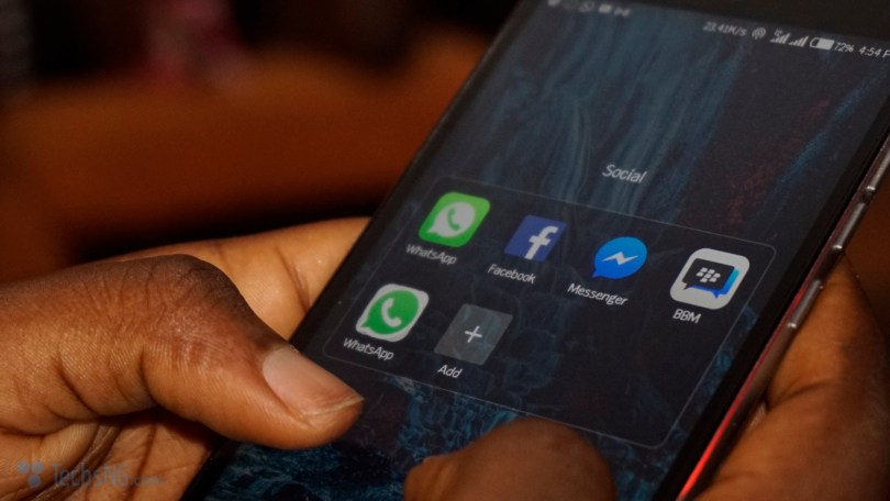 run 2 whatsapp on android phone