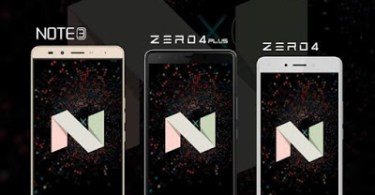 Infinix phones getting android Nougat