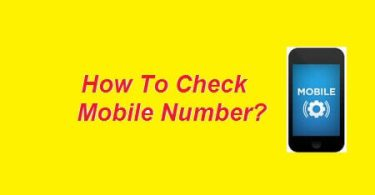 How to check phone number on MTN Airtel GLO and 9mobile
