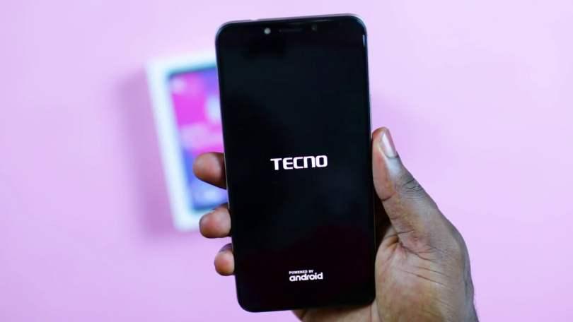 Download Tecno POUVOIR 1 firmware