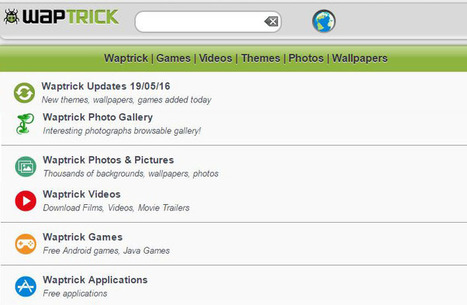 waptrick - how to download games, mp3 music from waptrick.com