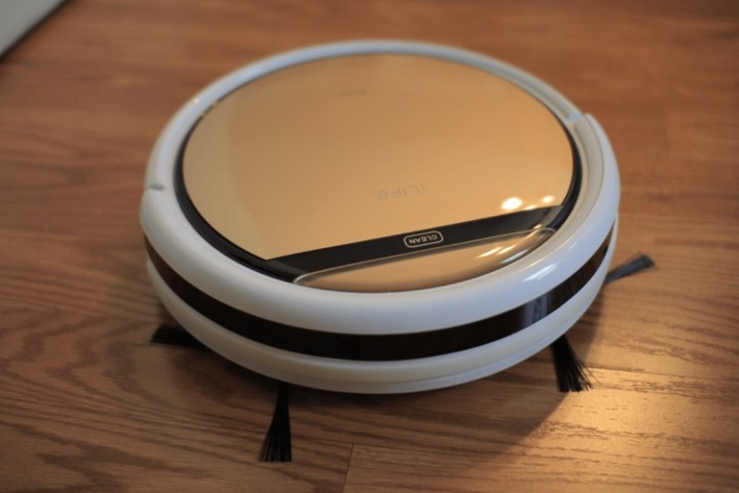 ILIFE V55 Pro Intelligent Robotic Vacuum