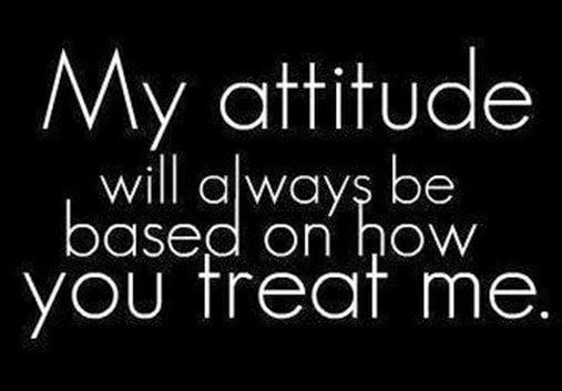 life attitude whatsapp status quotes