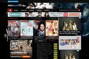 newasianTV website to download korean dramas and movies