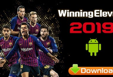 Download winning eleven 2019 WE 19 APK Mod