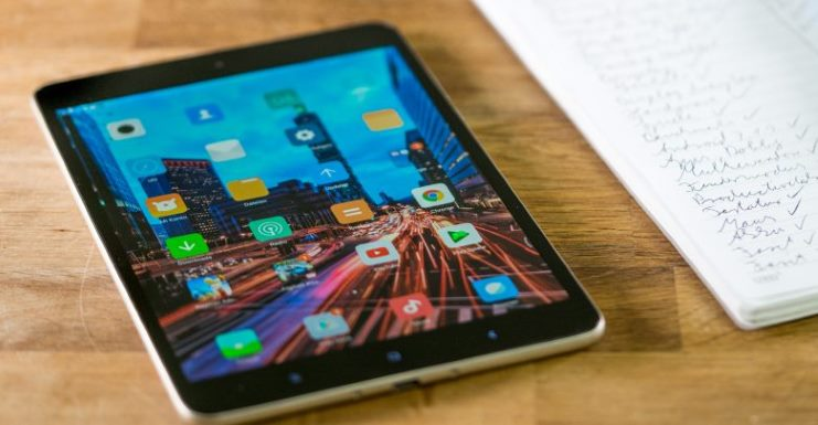 Xiaomi Mi Pad 4 best tablets for teachers