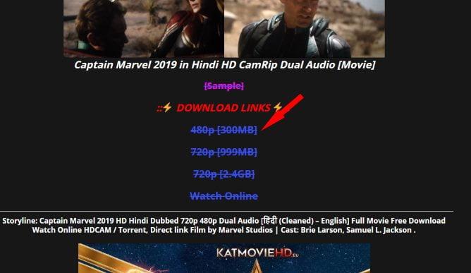 katmoviehd hollywood bollywood movie download