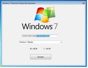 Windows 7 product keys finder