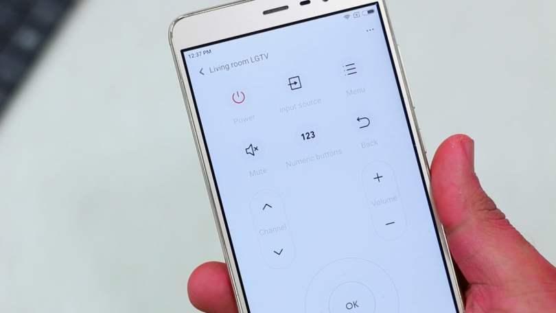 Xiaomi mi remote app