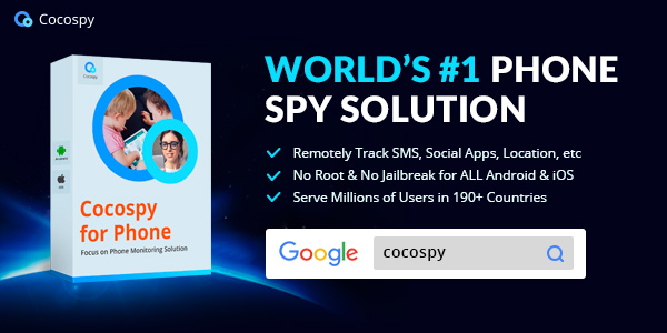 cocospy world first cell phone spy