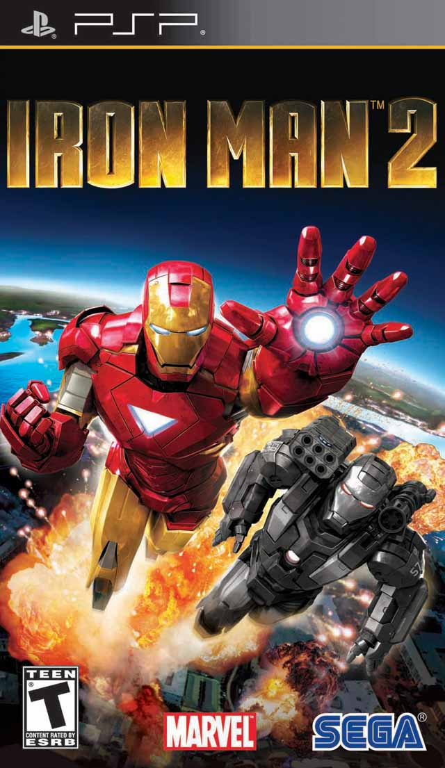 Iron Man PPSSPP game for android APK 2020