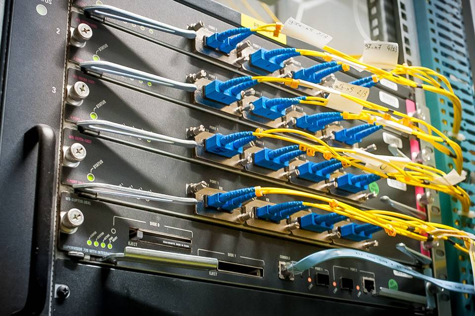 Network Wiring/Cabling Services