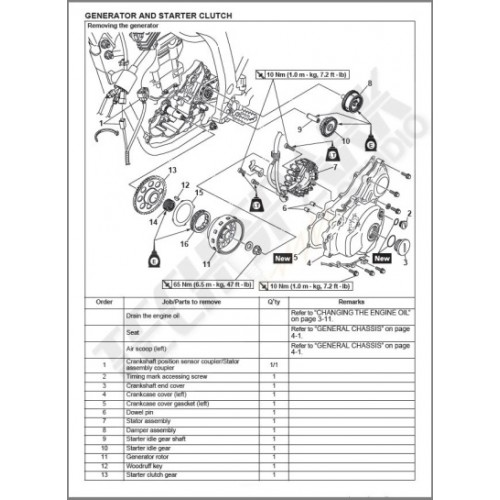 ski doo snowmobile parts diagram chevy tahoe interior yamaha big bear 350 / terra pro