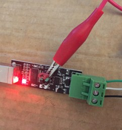 for this project we re using a cheap modbus temperature sensor that s probably not suitable for production use but is good enough for small scale  [ 1200 x 900 Pixel ]