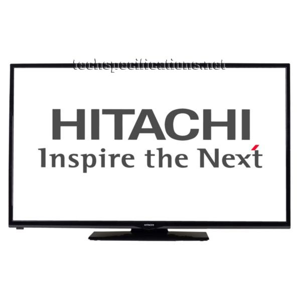 Hitachi 50HYT62U Full HD Smart TV Tech Specs